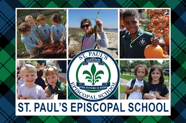 Learn More About St. Paul's Episcopal School