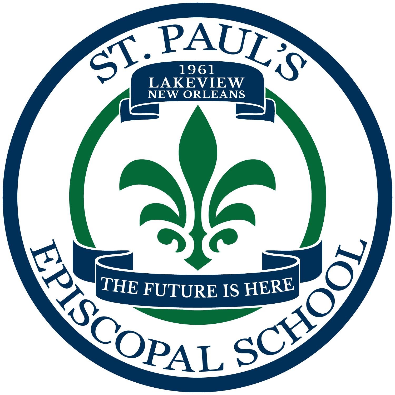 St. Paul's Episcopal School logo
